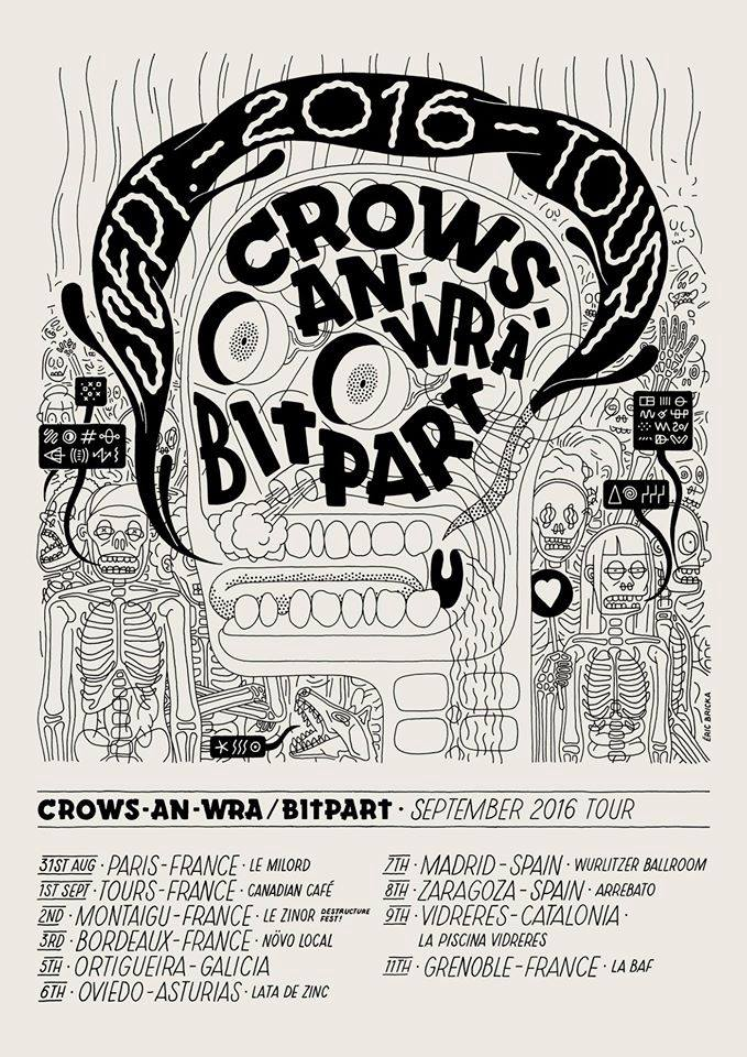 bitpart crows poster