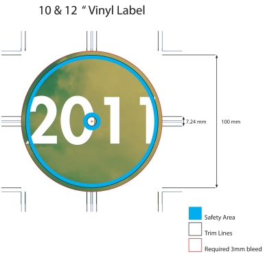 Bonehouse_12_Inch_Vinyl_label 2011 Side B