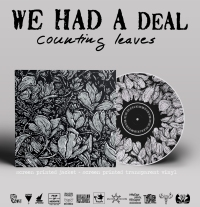 Counting leaves Vinyl Mock-up